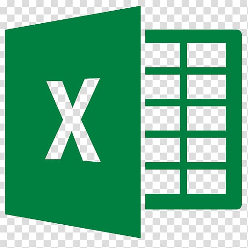 Excel transparent background PNG cliparts free download.