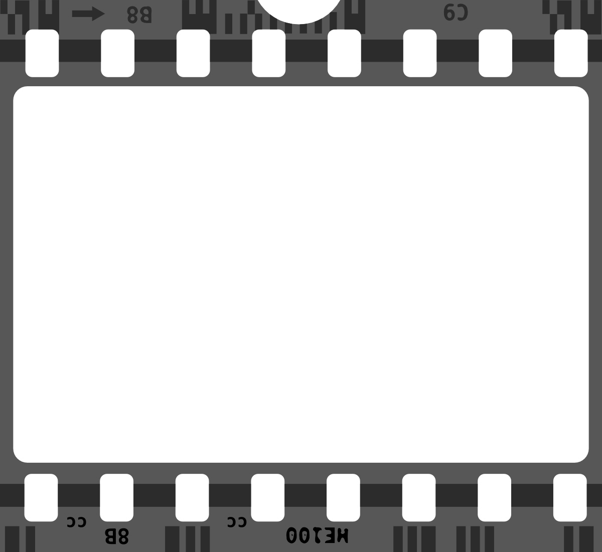 Film Strip Border Vector: AI and EPS Downloads.