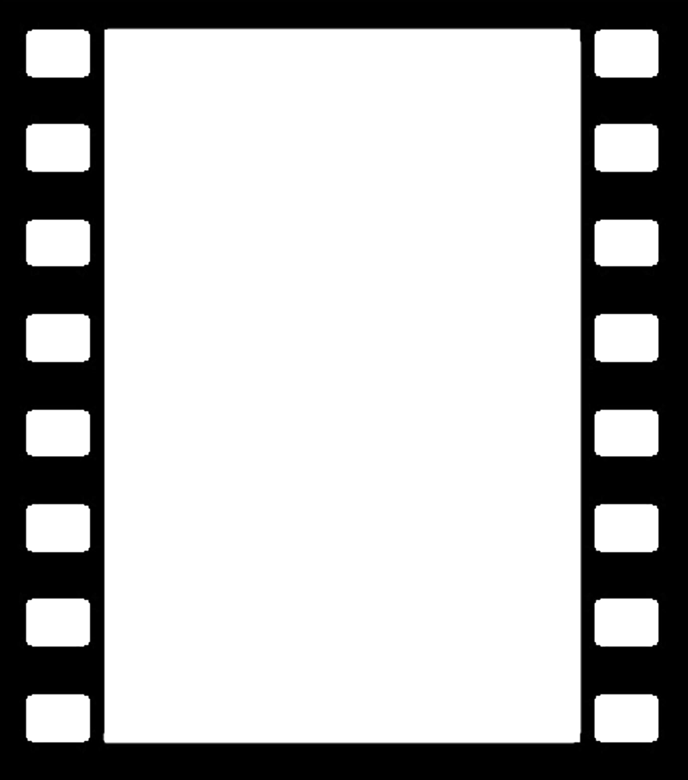 Movie Film Strip Clipart.