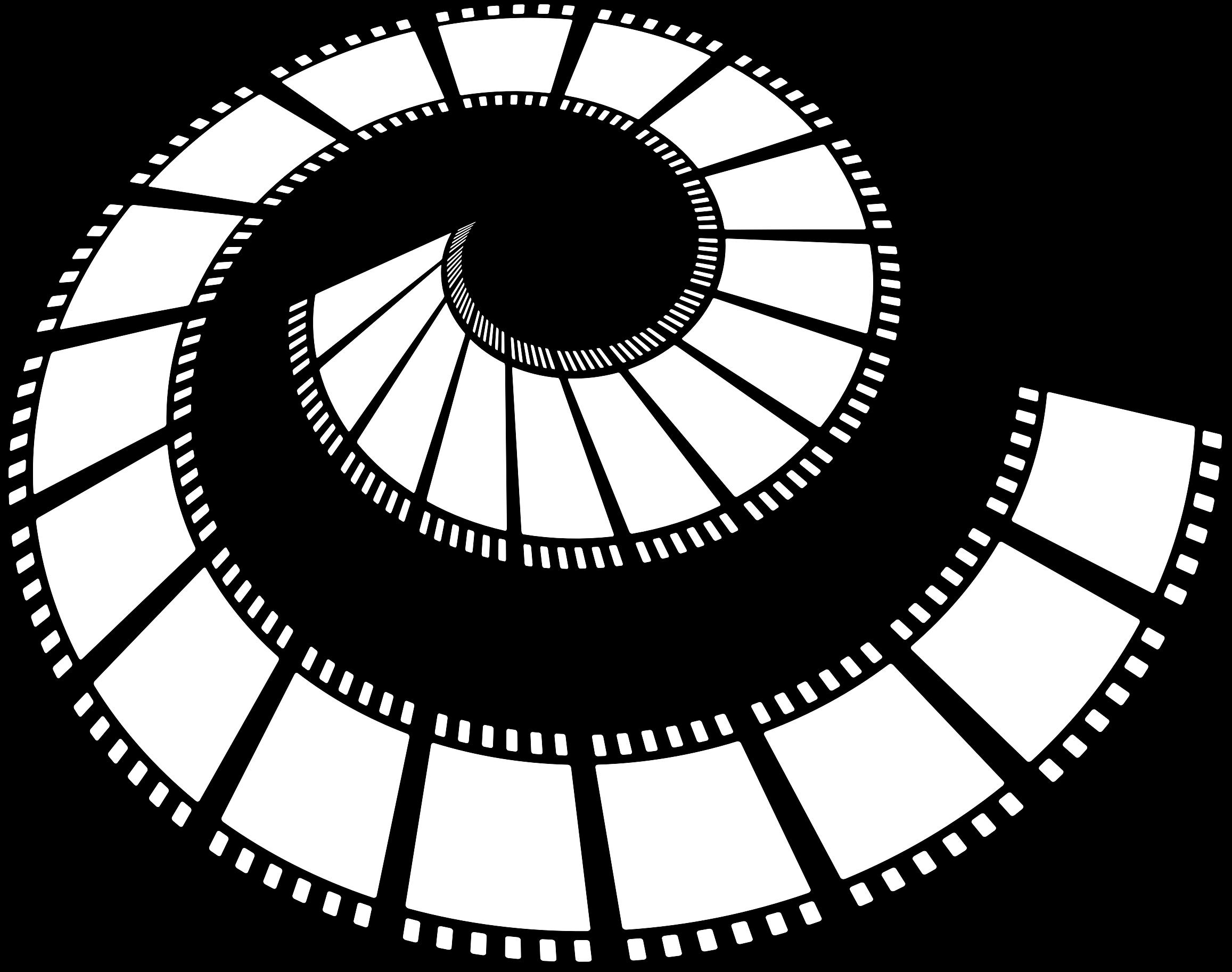 art Film strip free clip