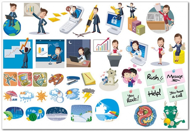 Microsoft Office Free Clip Art Images.