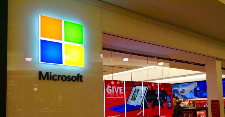 These Are the Five Logos Microsoft Has Had Throughout The Years.