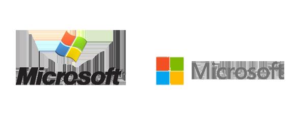 Microsoft Logo Png.
