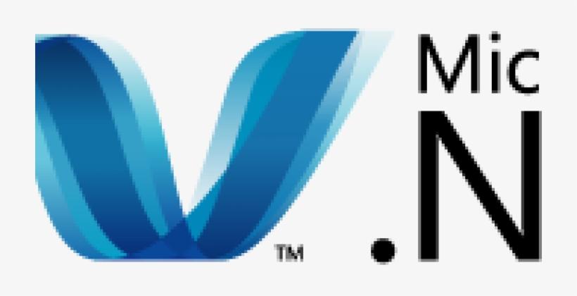 Microsoft Dot Net Logo Png.
