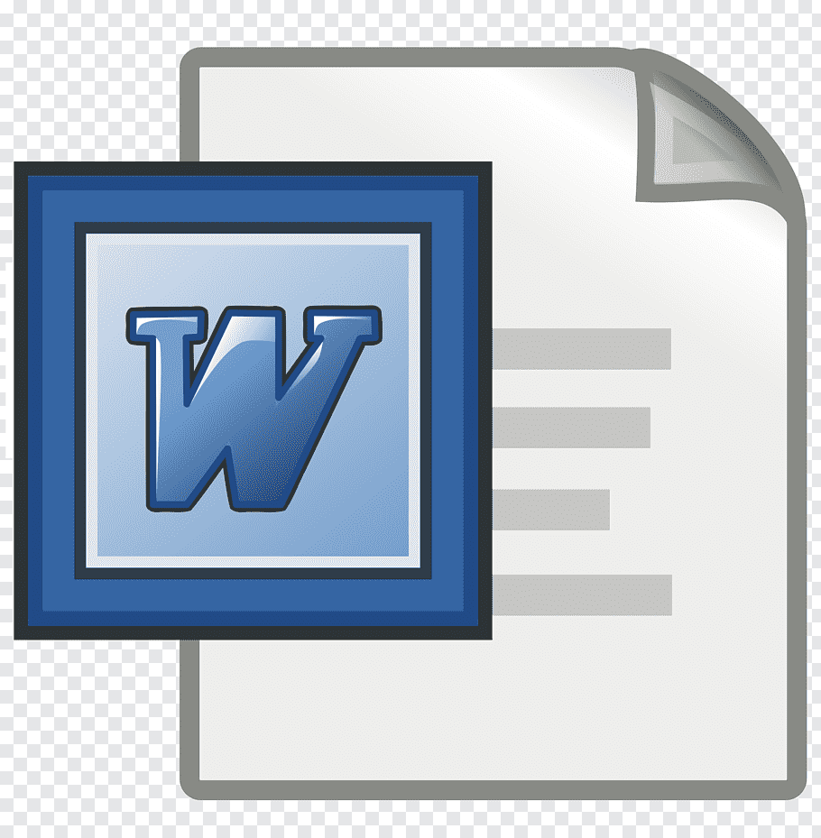 Microsoft Word Microsoft Office 2010 Template, Word free png.