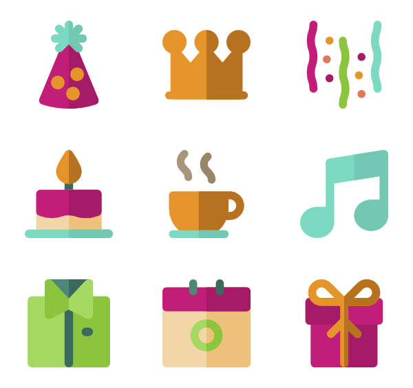 Microsoft clip art birthday clipart images gallery for free.