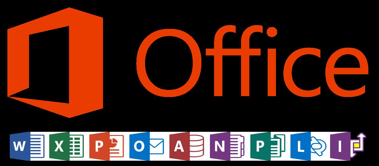 File:2018 Microsoft Office logos.svg.