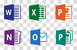 Microsoft Office PNG clipart images free download.