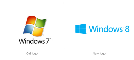 brandchannel: Microsoft Waves Goodbye to Old Windows Logo.