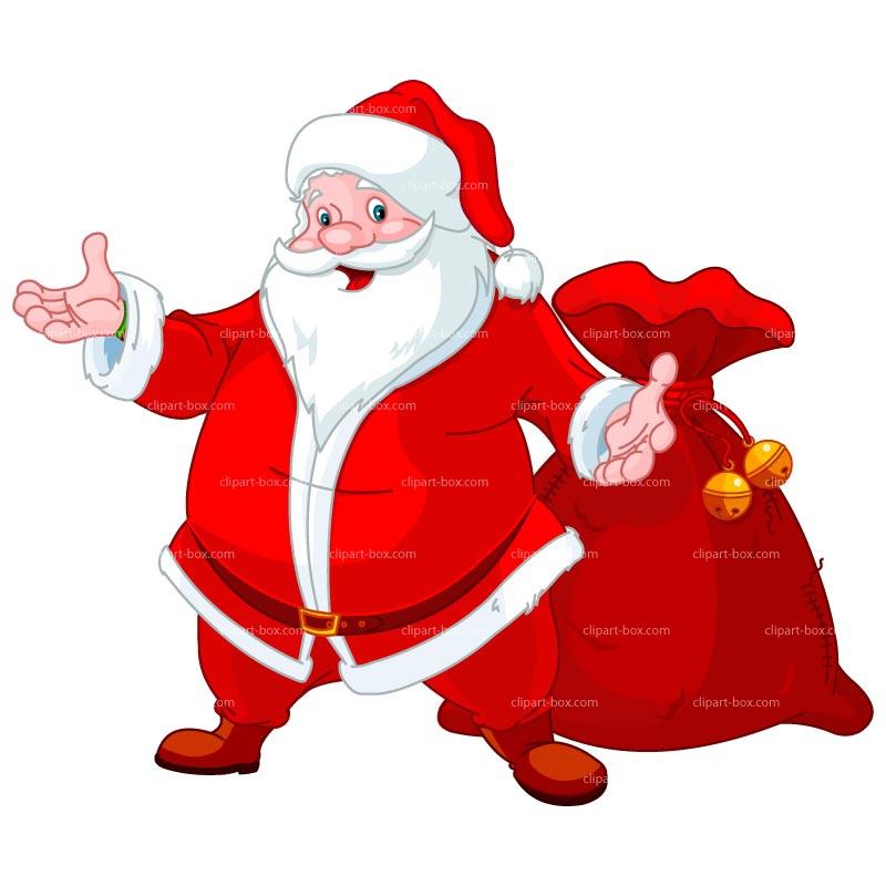 Santa Bag Clipart#2152771.