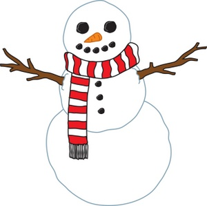 Snowman clipart microsoft free images 3.