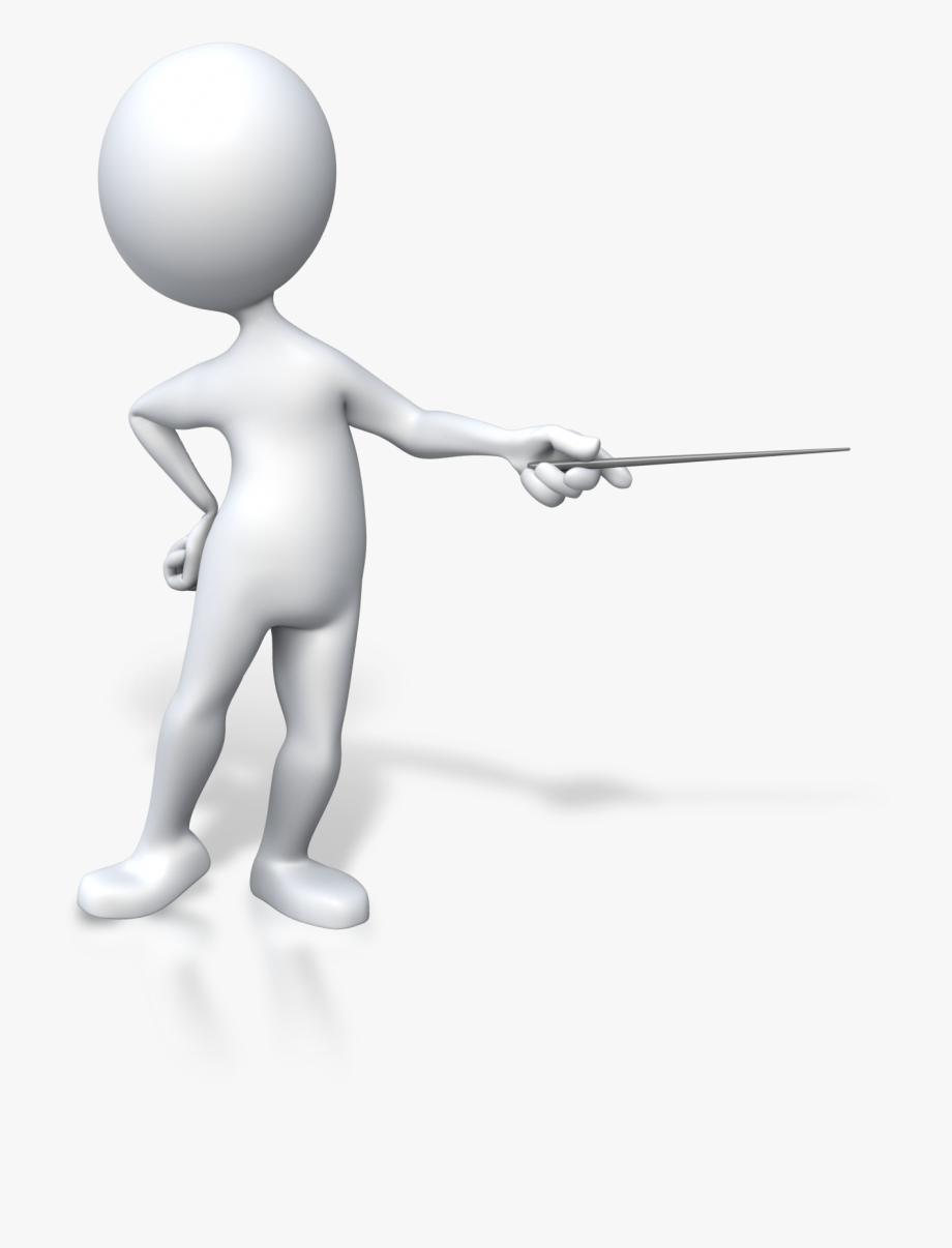 Microsoft Clipart Stick Figure.