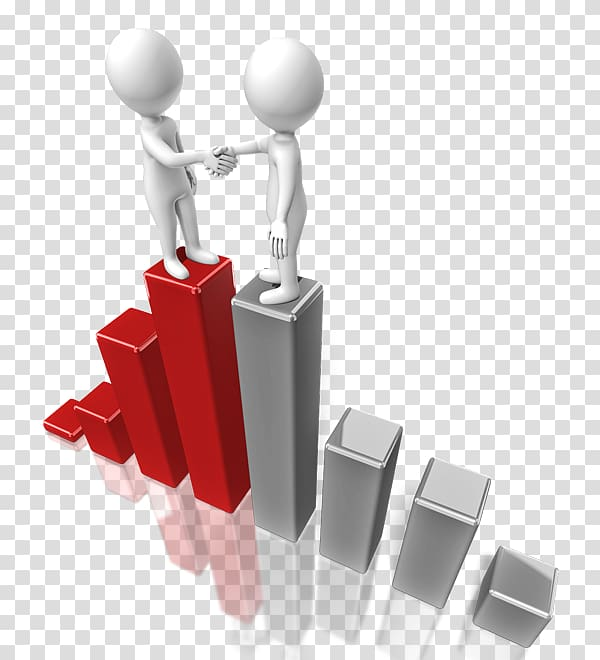 Business management ways improvement illustration, Stick.