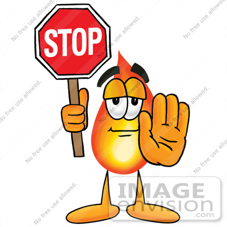 Microsoft Office Clipart Stop Sign.
