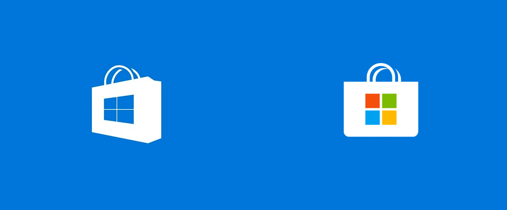 Brand New: New Name and Icon for Windows 10 Microsoft Store.