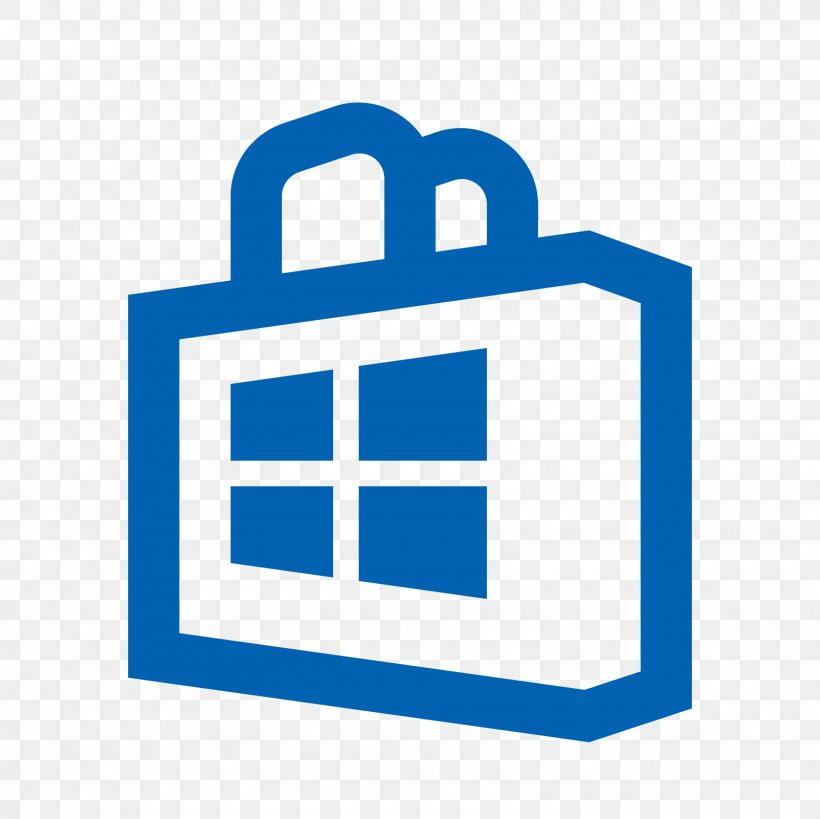 Microsoft Store Windows 10, PNG, 1600x1600px, Microsoft.