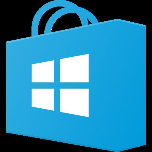 Brand, brands, logo, logos, microsoft, store, windows icon.