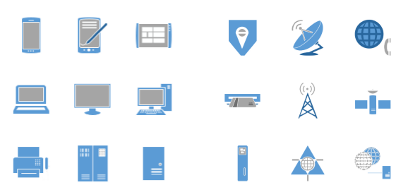 Create professional diagrams quickly with the new Visio.