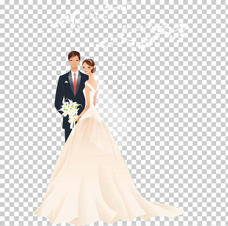 Microsoft PowerPoint Wedding Template Presentation Slide.