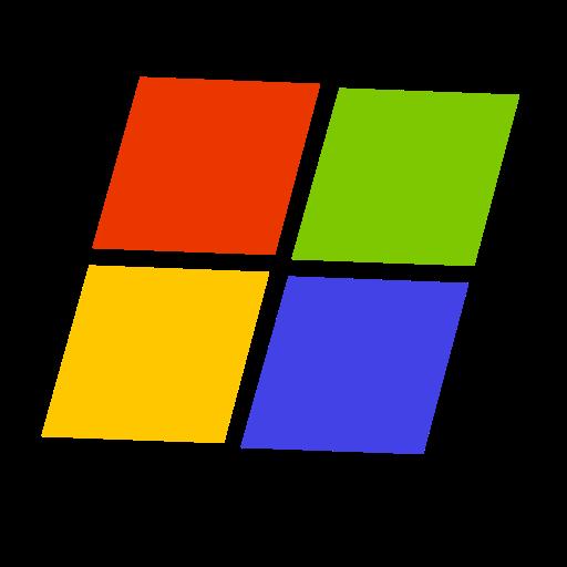 Microsoft Windows Clipart.