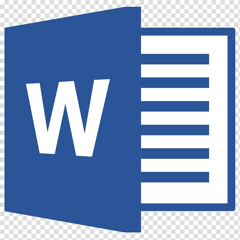 Microsoft Word Word processor Document, wordpad transparent.