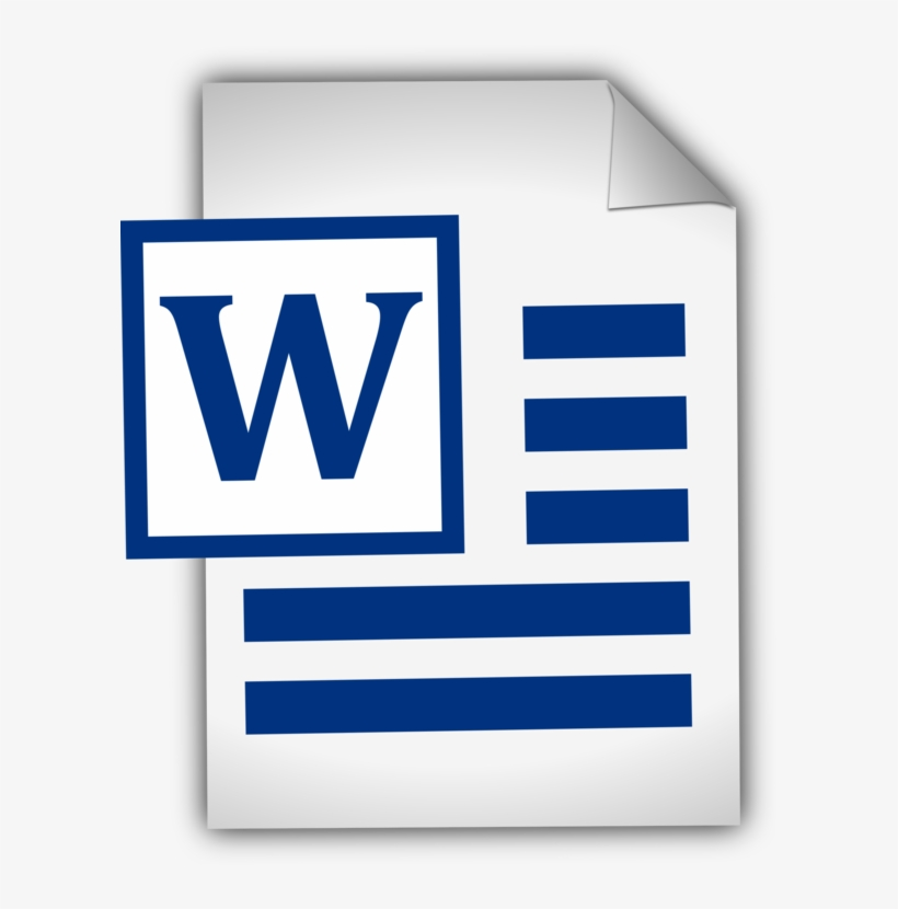 Computer Icons Microsoft Word Document Download.