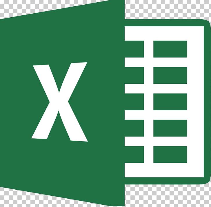 Microsoft Excel Microsoft Word Spreadsheet Logo, Excel.