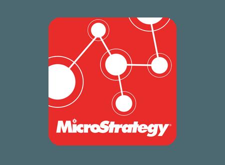MicroStrategy Logo.