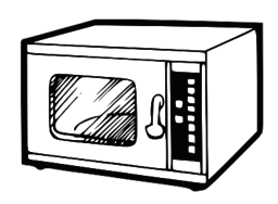 Microwave Clipart Png.