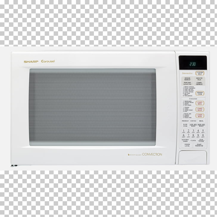 Microwave Ovens Convection microwave Sharp R.
