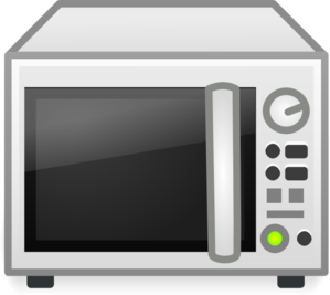 Microwave Oven Clip Art at Clker.com.