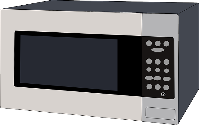Free to Use & Public Domain Microwave Oven Clip Art.
