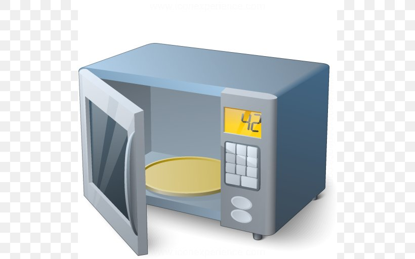 Microwave Ovens Clip Art, PNG, 512x512px, Microwave Ovens.