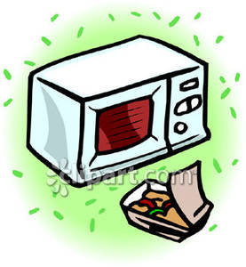 Microwave 20clipart.