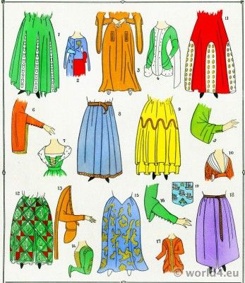 1000+ ideas about 15th Century Dress on Pinterest.