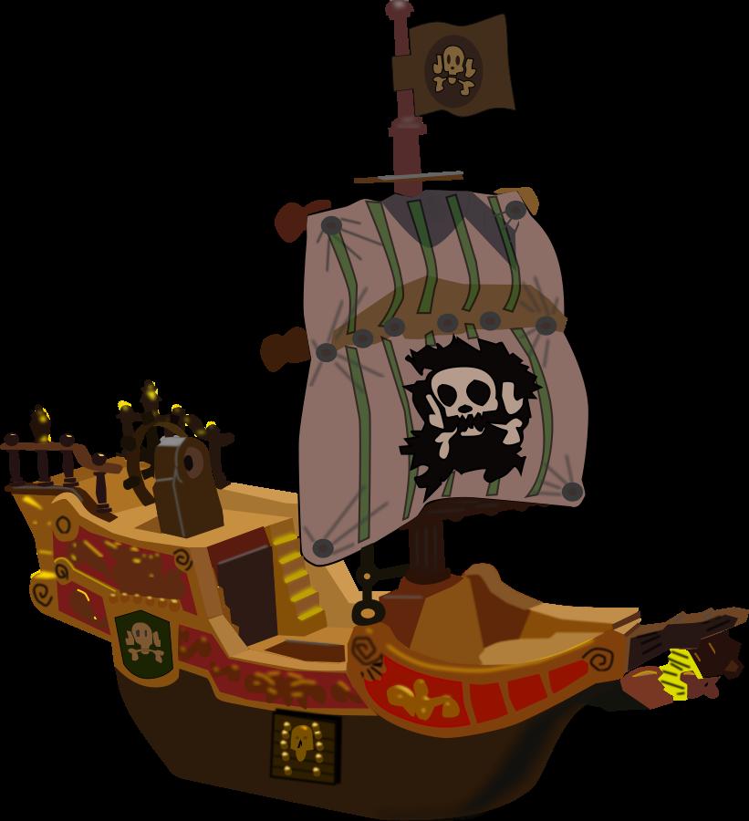 Ships Clipart.