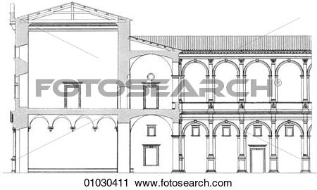 Clipart of Architecture.