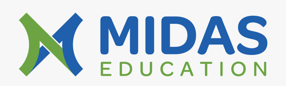 Midas Education Logo , Transparent Cartoon, Free Cliparts.