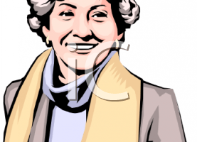 Middle aged woman clipart 6 » Clipart Portal.