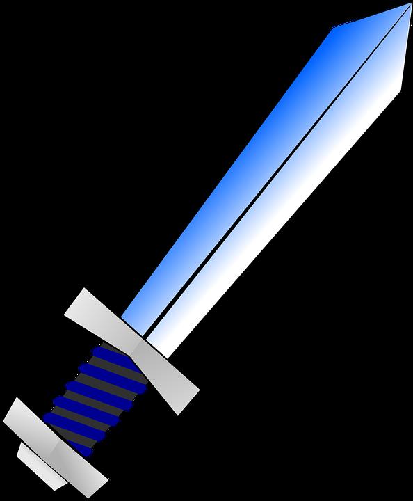 Medieval, Sword.