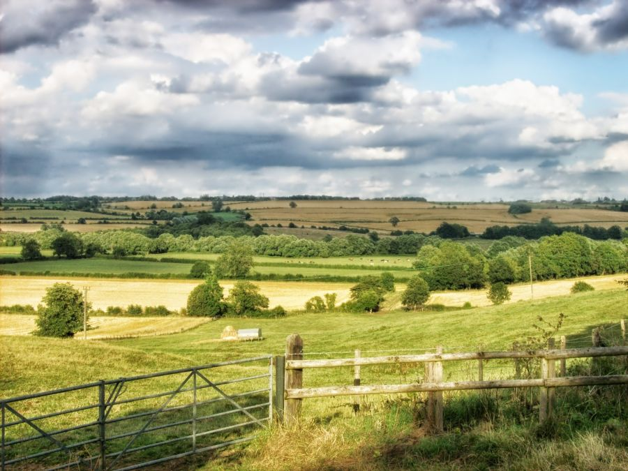 Free Photos: Scenic Landscape in Middle Aston South Yorkshire.