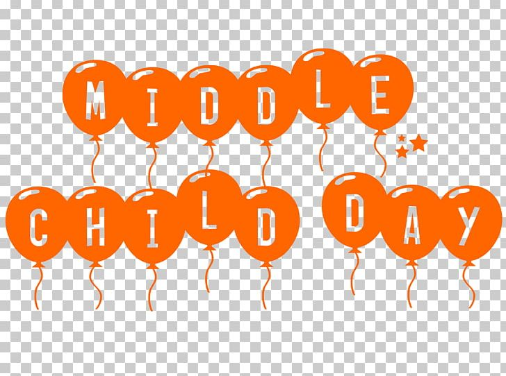 Middle Child Day. PNG, Clipart, Area, Birth, Birthday, Brand.