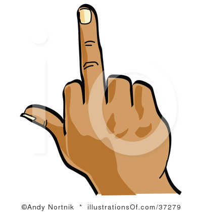 Middle Finger Clipart & Middle Finger Clip Art Images.