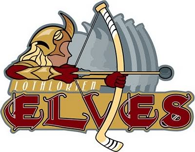 Middle Earth Hockey Association (MEHA) logos.