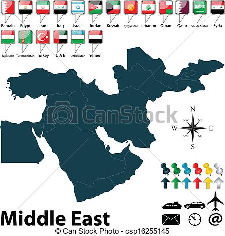Middle east Vector Clipart Illustrations. 5,779 Middle east clip.
