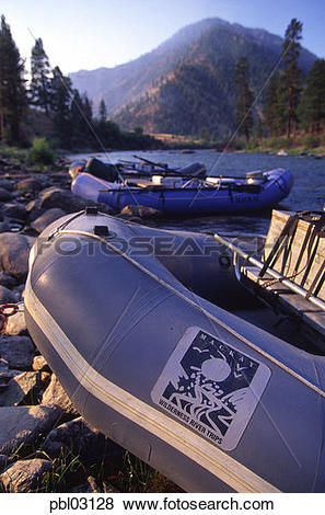 Pictures of Rafting, Middle Fork, Salmon River, Idaho pbl03128.
