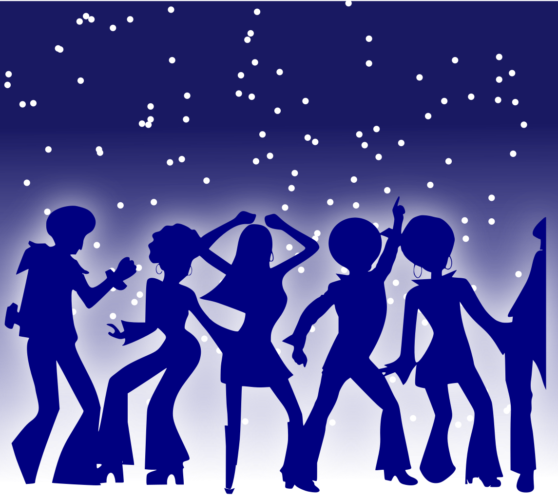 Disco clipart middle school dance, Disco middle school dance.