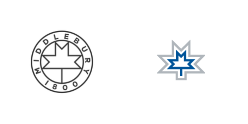 Brand New: New Logo for Middlebury College by Neustadt.