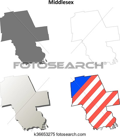 Middlesex clipart.