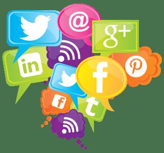 A ortodontia nas redes sociais.